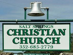 Salt Springs Christian Church - Ocala, FL